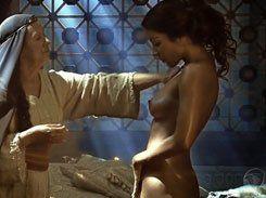 Atriz Renata Dominguez pelada em filme nacional