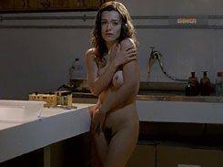 Karine Carvalho pelada nua em filma brasileiro