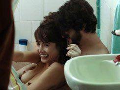 Maria Casadevall pela nua em filme brasileiro