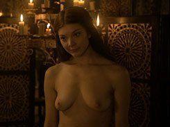 Natalie Dormer pelada nua em Game Of Thrones