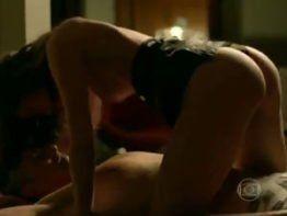 Agatha Moreira pelada nua transando em porno